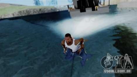 GTA 5 Effects v2 para GTA San Andreas twelth tela