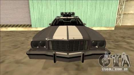 Ford Gran Torino Rusty Rebel para GTA San Andreas