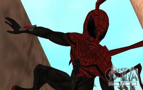 Superior Homem-Aranha por Robinosuke para GTA San Andreas