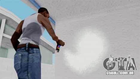 GTA 5 Effects v2 para GTA San Andreas décima primeira imagem de tela