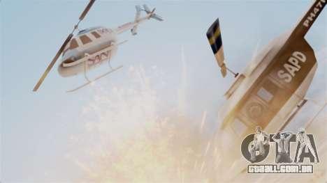 GTA 5 Effects v2 para GTA San Andreas
