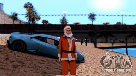 Texturas HD de praia para GTA San Andreas terceira tela