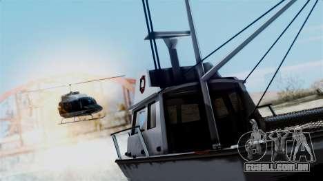 GTA 5 Effects v2 para GTA San Andreas terceira tela