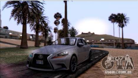 Texturas HD de praia para GTA San Andreas segunda tela