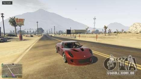 Todo mundo é um Táxi para GTA 5