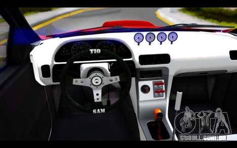 Chevrolet Optra 2007 para GTA San Andreas vista direita