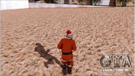 Texturas HD de praia para GTA San Andreas