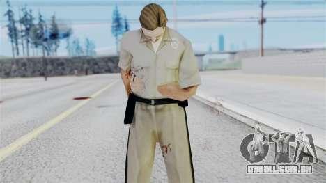 GTA 5 Effects v2 para GTA San Andreas quinto tela