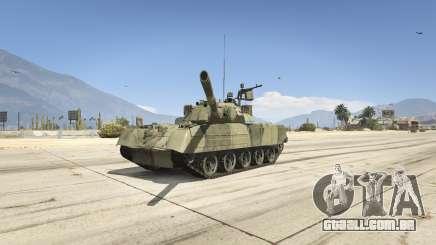 T-80U para GTA 5