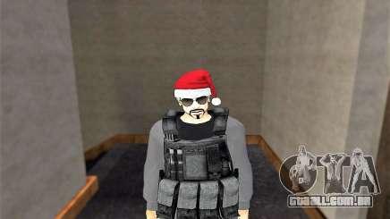 Novo colete à prova de balas para GTA San Andreas