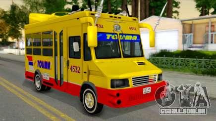 Iveco Turbo Daily Buseton para GTA San Andreas