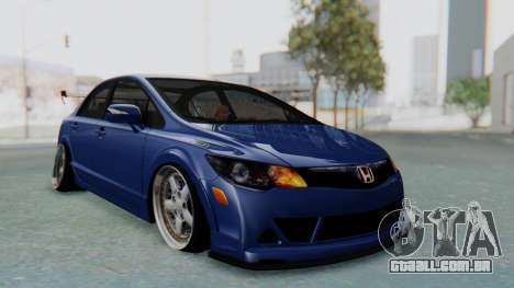 Honda Mugen FD6 para GTA San Andreas