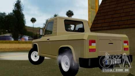 Aro 242 1996 para GTA San Andreas esquerda vista