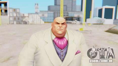 Marvel Future Fight - Kingpin para GTA San Andreas