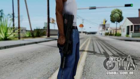 P90 para GTA San Andreas terceira tela