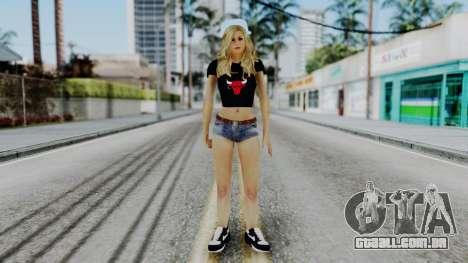 Gamcia II para GTA San Andreas segunda tela