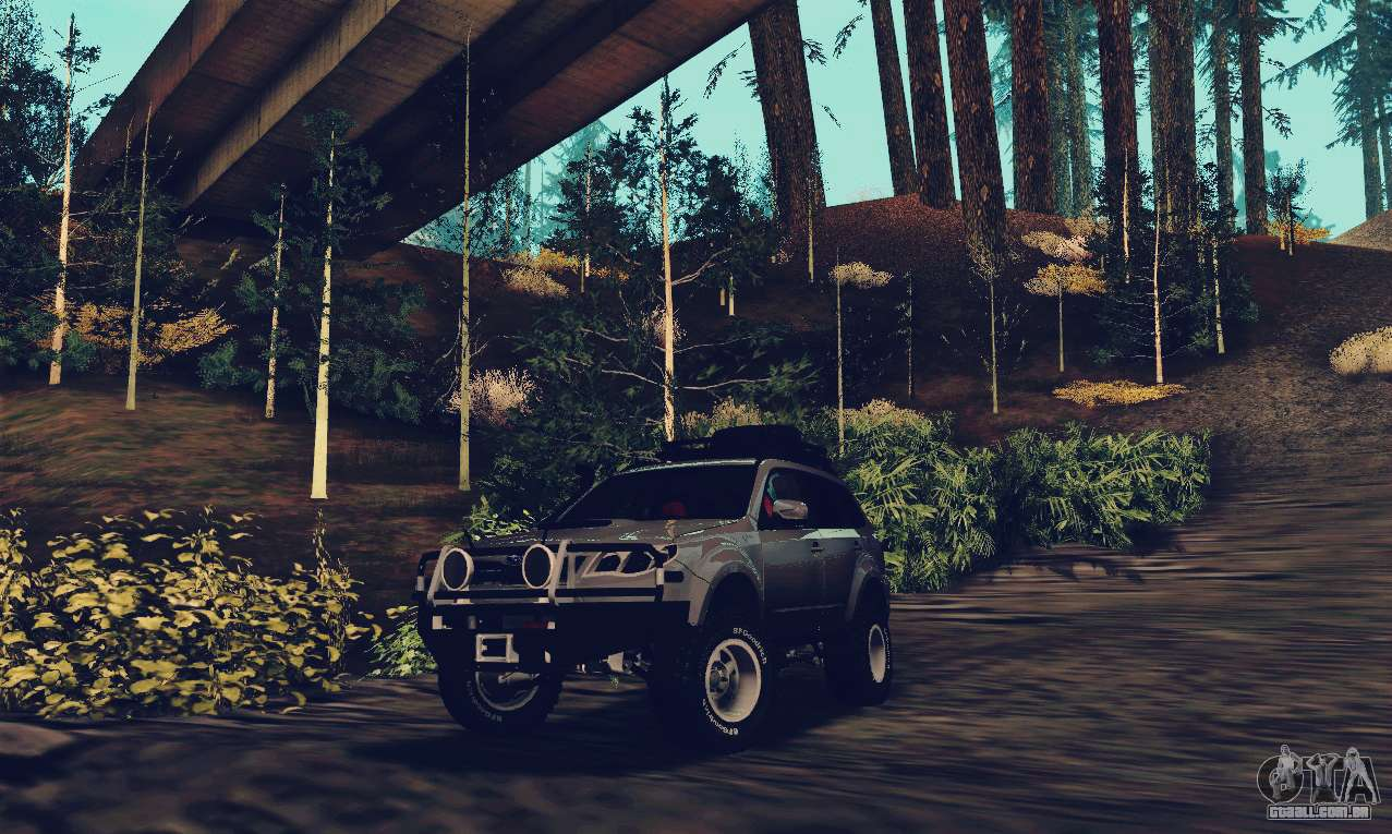 subaru forester 2008 off road para gta san andreas. Black Bedroom Furniture Sets. Home Design Ideas