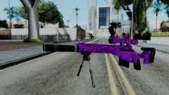 Purple Sniper