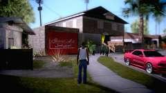 New CJ Home para GTA San Andreas