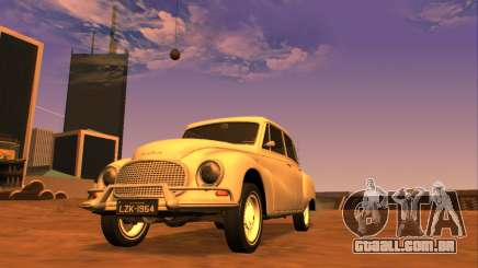 DKW-Vemag Belcar 1001 1964 para GTA San Andreas
