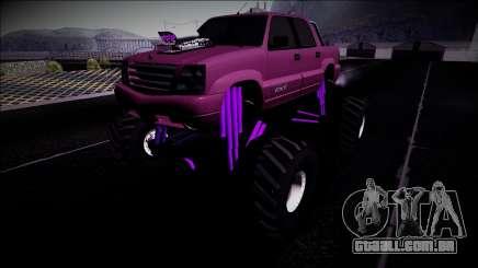 GTA 4 Cavalcade FXT Monster Truck para GTA San Andreas