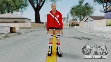 Ant Cesaro 2 para GTA San Andreas segunda tela