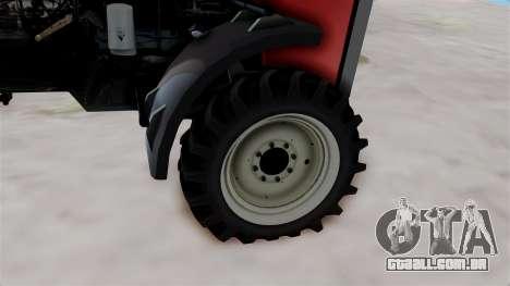 IMT Traktor para GTA San Andreas traseira esquerda vista