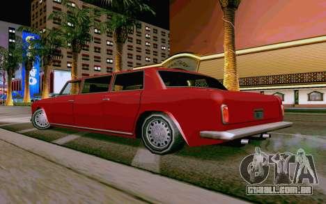 Stafford Limousine v2.0 para GTA San Andreas
