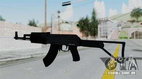 GTA 5 Assault Rifle para GTA San Andreas terceira tela