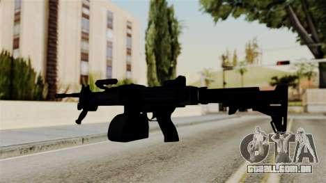 IMI Negev NG-7 Stanag Magazine para GTA San Andreas terceira tela