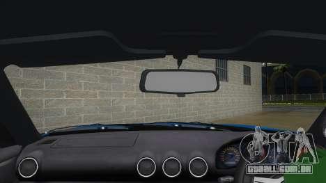 Nissan Silvia S15 326 Power para GTA San Andreas vista interior