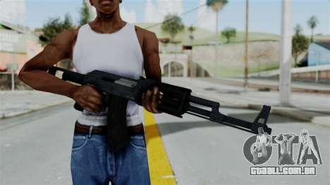 GTA 5 Assault Rifle para GTA San Andreas