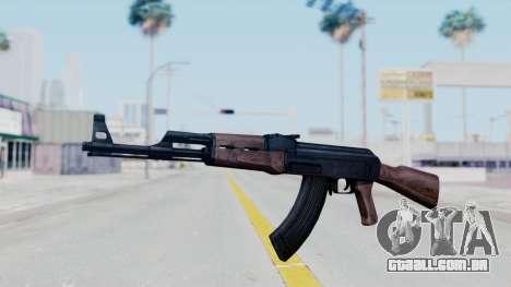 Thanezy AK-47 para GTA San Andreas segunda tela