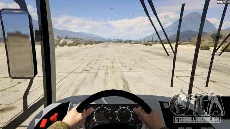 GTA 5 Caio Apache VIP III voltar vista