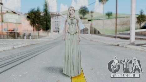 Girl Skin 4 para GTA San Andreas segunda tela