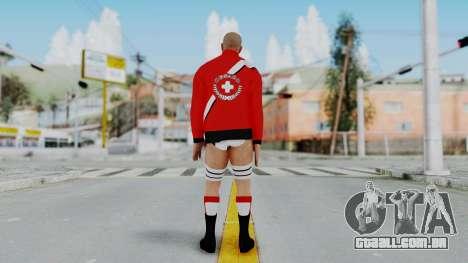 Ant Cesaro 2 para GTA San Andreas terceira tela
