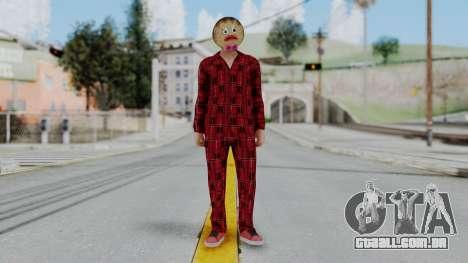 GTA Online DLC Festive Suprice 2 para GTA San Andreas segunda tela