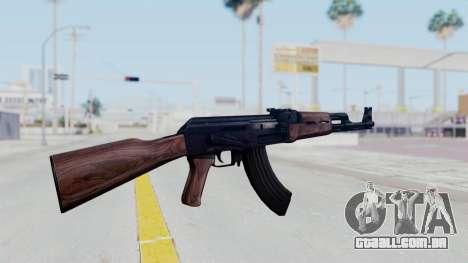 Thanezy AK-47 para GTA San Andreas terceira tela