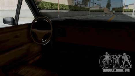 Updated-Clover para GTA San Andreas traseira esquerda vista