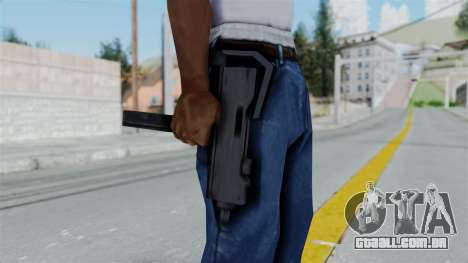 Vice City Ingram Mac 10 para GTA San Andreas