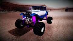 GTA 5 Albany Roosevelt Monster Truck