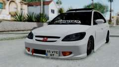 Honda Civic Vtec Special para GTA San Andreas