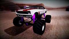 GTA 5 Declasse Tampa Monster Truck