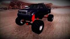 GTA 5 Vapid Sadler Monster Truck