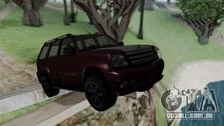 GTA 5 Albany Cavalcade v1 para GTA San Andreas