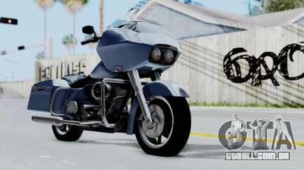 Harley-Davidson Road Glide para GTA San Andreas
