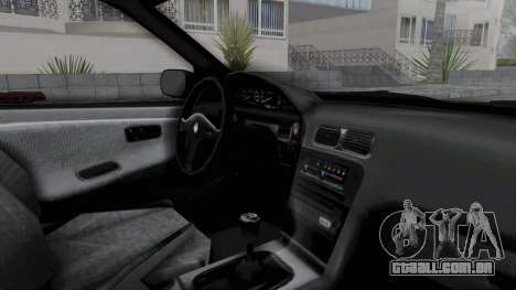 Nissan Sileighty - Stock para GTA San Andreas vista direita