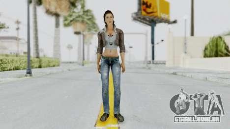 Half Life 2 - Alyx FakeFactory Model para GTA San Andreas segunda tela