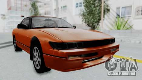Nissan Sileighty - Stock para GTA San Andreas