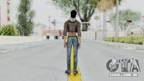 Half Life 2 - Alyx FakeFactory Model para GTA San Andreas terceira tela